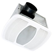 80 CFM ENERGY STAR® Certified Exhaust Fan with Humidity Sensor & LED, Available in Single or Dual Speed
