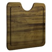 Wood Cutting Board for AB3020, AB2420, AB3420 Granite Sinks, 16-1/2'' W x 14-1/2'' D x 3/4'' H