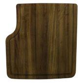 Rectangular Wood Cutting Board for AB3520DI, 18-1/2'' W x 17-1/4'' D x 3/4'' H