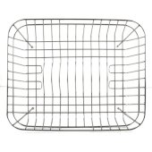Stainless Steel Basket for Kitchen Sinks, 15'' W x 12-1/4'' D x 6'' H
