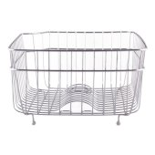Stainless Steel Ktichen Dish Rack Basket for AB3520DI, 12-1/2'' W x 6-1/2'' D x 4-1/4'' H