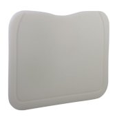 Rectangular Polyethylene Cutting Board for AB3520DI, 17-1/2'' W x 12-1/4'' D x 1/2'' H