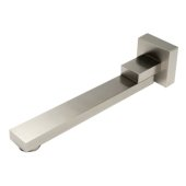 ALFI brand Square Foldable Tub Spout in Brushed Nickel, 2-3/8'' W x 10-1/4'' D x 2-3/8'' H