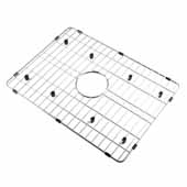 ALFI Brand ABGR24 Solid, Stainless Steel Kitchen Sink Grid for ABF2418 Sink, 21-5/8''W x 15-1/2''D x 15/16''H