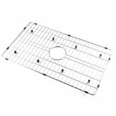 ALFI Brand ABGR30 Solid, Stainless Steel Kitchen Sink Grid for ABF3018 Sink, 27-3/4''W x 15-3/8''D x 15/16''H