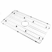 ALFI Brand ABGR33S Solid, Stainless Steel Kitchen Sink Grid for ABF3318S Sink, 30-7/8''W x 15-7/8''D x 15/16''H