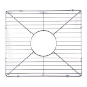 Stainless Steel Kitchen Sink Grid for Large Side of AB3618DB, AB3618ARCH, 15-3/16'' W x 13-1/4'' D x 1'' H