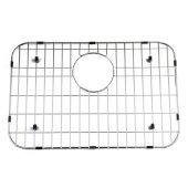 Solid Stainless Steel Kitchen Sink Grid, 20-1/2'' W x 13-5/8'' D x 1'' H