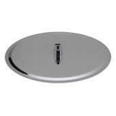 Solid Polished Stainless Steel 16'' Round Ultra Thin Rain Shower Head, 16'' Diameter x 1/8'' H
