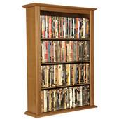 Wall Mounted Cabinet-Single 28'' W x 8-1/2'' D x 36-1/4'' H, Oak
