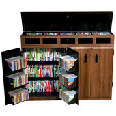 American Furnishings Media Storage