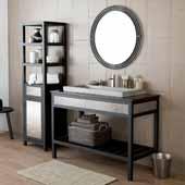 Asana Mirror, 31''Diameter x 1''D