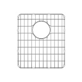 KRAUS Dex™ Series 12-7/8'' W Stainless Steel Kitchen Sink Bottom Grid with Soft Rubber Bumpers