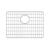 KRAUS Dex™ Series 20-3/4'' W Stainless Steel Kitchen Sink Bottom Grid with Soft Rubber Bumpers