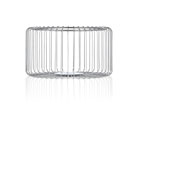 Estra Collection Wire Basket Med, 11-7/8''W x 12-5/16''D x 7''H