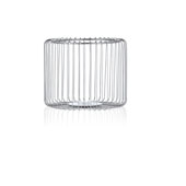 Estra Collection Wire Basket Tall, 9-7/8''W x 10-1/4''D x 8-3/8''H