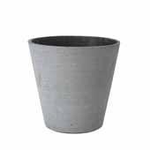Coluna Collection Flower Pot, XL, 10''Dia x 9''H