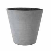 Coluna Collection Flower Pot, XXL, 13''Dia x 12''H