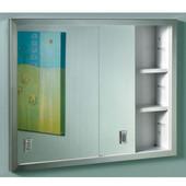 Jensen (Formerly ) Contempra Recessed Mount Medicine Cabinet, 24-5/8'' W x 4'' D x 19-3/16''H