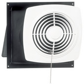 Chain Operated Wall Mount Utility Fan, 470 CFM