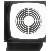 Through Wall Discharge Utility Fan, 180 CFM