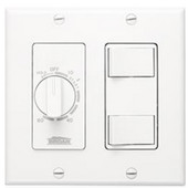 White Three Fuction Rocker Control