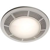 100 CFM Designer exhaust fan, with light and nightlight