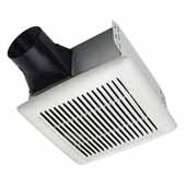 Flex™ Series 110 CFM, 1.0 Sones Humidity Sensing Bathroom Exhaust Fan, Energy Star® Certified, 9-1/4''W x 10''D x 5-3/4''H
