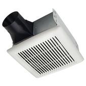 InVent ™ 80 CFM Single-Speed Fan, 1.5 Sones, Energy Star ®, Housing: 10'' W x 9-1/4'' D x 5-3/4'' H