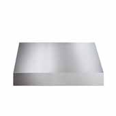 42'' Elite Pro-Style Outdoor Range Hood, 1100 CFM In Stainless Steel, 42''W X 27''D X 18''H