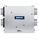 Sky Series Energy Recovery Ventilator (ERV) 100 CFM, Side Ports, 27-1/8'' W x 20'' D x 9'' H