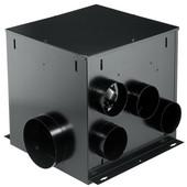 Broan 4 Inlet In-Line Ventilator, 290 CFM
