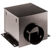 150 CFM Single port in line ventilator