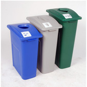 Busch Systems Trash Cans, Waste Bins