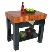 Kitchen islands largest selection of islands for your - Small butcher block island ...