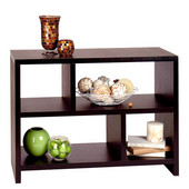 Northfield Collection Bookend Console Table