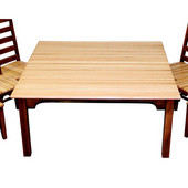 Unfinished Dining Furniture