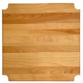 Hardwood Insert, Fits 18'' W x 18'' D Metro-Style Shelf, 17-1/8'' W x 17-5/16''D x 1'' Thick