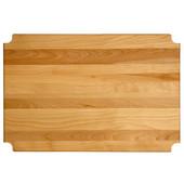 Hardwood Insert, Fits 36'' W x 24'' D Metro-Style Shelf, 35-1/8'' W x 23-5/16'' D x 1'' Thick