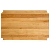 Hardwood Insert, Fits 48'' W x 24'' D Metro-Style Shelf, 47-1/8'' W x 23-5/16'' D x 1'' Thick