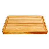 - Pro Series Reversible Cutting Board w/Groove, , 20'' W x 16'' D x 1 1/2'' H