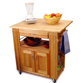 Heart-Of-The-Kitchen Island, 36'' W x 27-1/2'' D x 34-1/2'' H