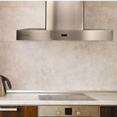 -Euro SV218Z 36'' Stainless Steel Wall Mount Range Hood, 900 CFM