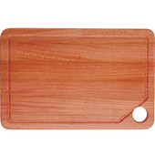 Rectangular Wood Cutting Board, 11'' W x 16 3-4'' D
