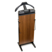 Corby 7700 Pants Press w/ 15/30/45 Min Timer, 17-7/10'' W x 5-1/2'' D x 43-3/10'' H, Walnut