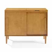 Everett Media Console, 44''W x 18''D x 34-1/2''H, Acorn Finish