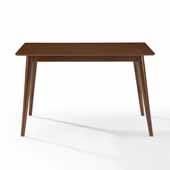 Landon Dining Table In Mahogany, 47-3/8'' W x 29-1/2'' D x 29-1/4'' H