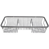 Cool Line Multi-Level Combination Wire Basket, Satin Stainless Steel