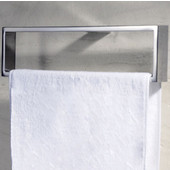 Platinum Collection Bathroom Towel Ring