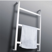 Platinum Collection Triple Bar Bathroom Towel Hanger